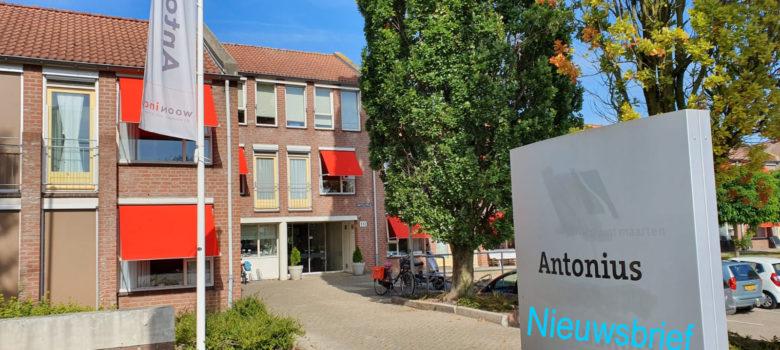 Antonius Nieuwsbrief