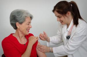Vaccinatie voor 60-plussers